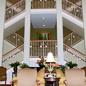 Brookdale Jones Farm - Huntsville, AL - Lobby