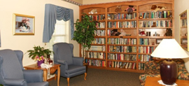 Brookdale Junction City, KS - Library