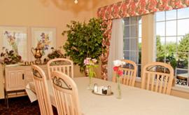Brookdale Lewiston, ID - Private Dining Room
