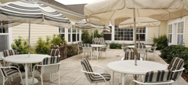 Brookdale Niagara I - Tonawanda, NY - Outdoor Patio