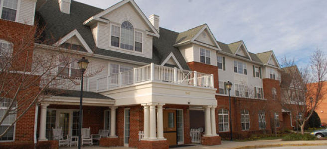 Brookdale Pikesville, MD - Exterior