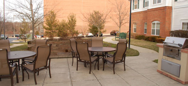 Brookdale Pikesville, MD - Patio