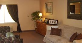 Brookdale Pocatello, ID - Living Room