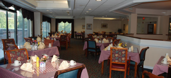 Brookdale Potomac, MD - Dining Area