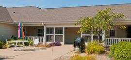 Brookdale Richland Hills II - Richland Hills, TX - Garden Patio