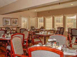Brookdale Springmeadows - Bozeman, MT - Dining Room
