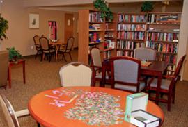 Brookdale Springmeadows - Bozeman, MT - Library