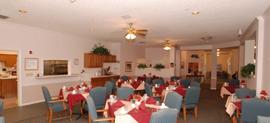 Brookdale Tavares, FL - Dining Room