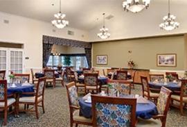 Brookdale Stafford - Manahawkin, NJ - Dining Room