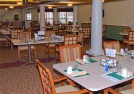 Brookdale Sugarland Ridge - Sheridan, WY - Dining Room