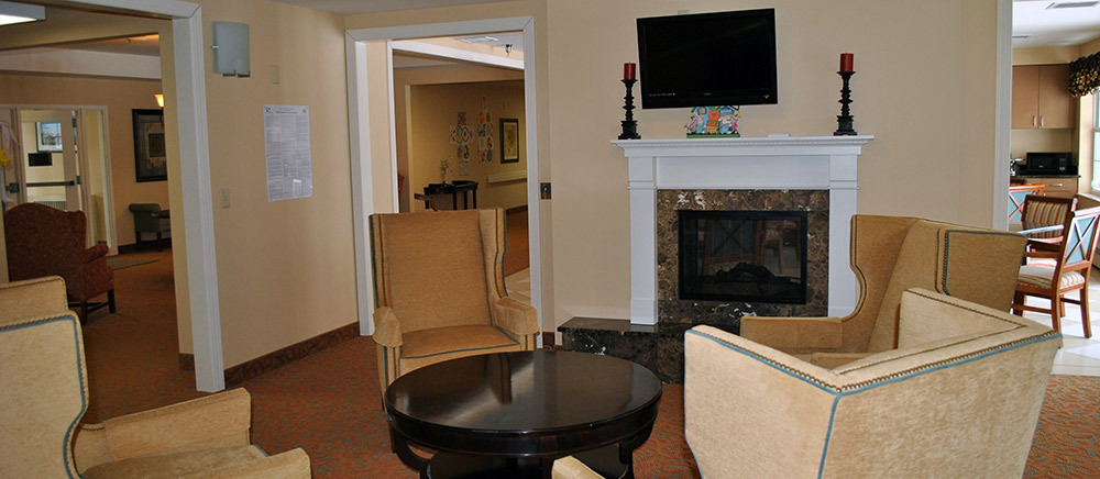 Brookridge Heights Assisted Living and Memory Care - Marquette, MI - Lounge