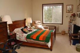 Brunswick Village Assisted Living - Grass Valley, CA - Bedroom