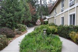 Brunswick Village Assisted Living - Grass Valley, CA - Exterior Grounds