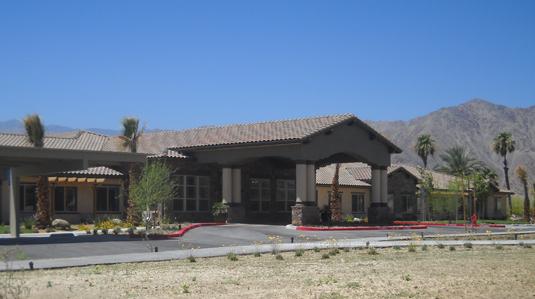 Caleo Bay Alzheimer's Special Care Center - La Quinta, CA - Exterior