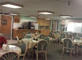 Cambridge Court - Fullerton, CA - Dining Room
