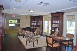 Canterbury Village - West Orange, NJ - Library