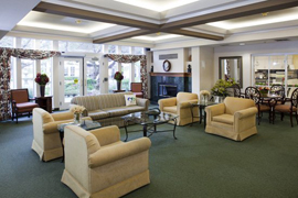Carlton Senior Living Fremont, CA - Lounge