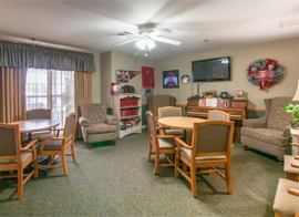 Carriage Court of Marysville - Marysville, OH - Game Room