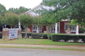 Carriage House Assisted Living - Denton, TX - Exterior