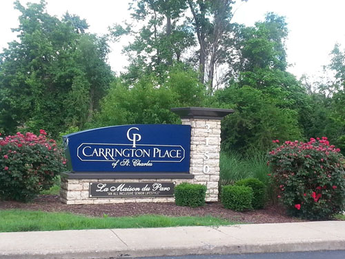Carrington Place of St. Charles, MO - Exterior