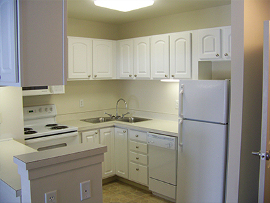 Carveth Village of Middleville, MI - Kitchen