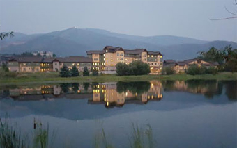 Casey's Pond - Steamboat Springs, CO - Exterior