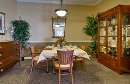 Celebration Way - Shelbyville, TN - Dining Room