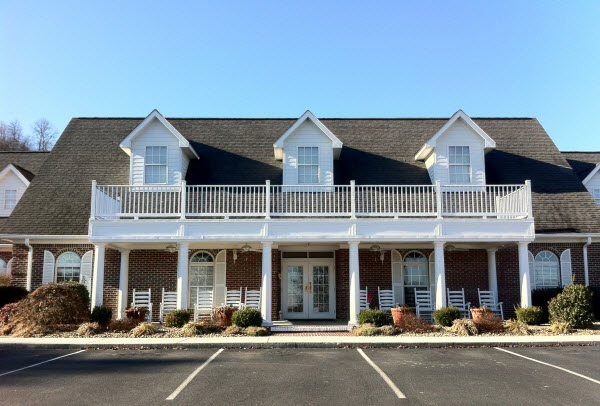 Chandler House - Jefferson City, TN - Exterior