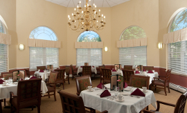 Chelmsford Crossings - Chelmsford, MA - Dining Room
