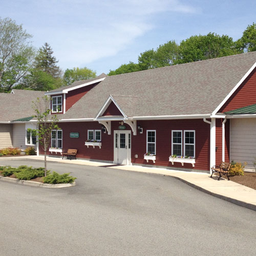 Chestnut Cottage and Carriage House at The Elms - Westerly, RI