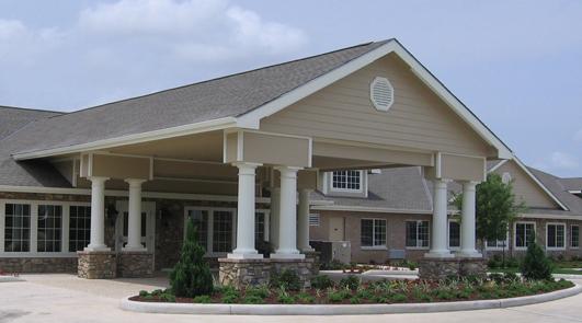 Cinco Ranch Alzheimer's Special Care Center - Katy, TX - Exterior