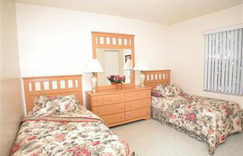 Cinnamon Cove - New Port Richey, FL - Shared Bedroom