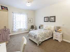 Clarity Pointe Jacksonville, FL - Bedroom