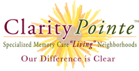 Clarity Pointe - Little Rock, AR - Logo