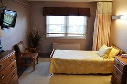 Clark Rehabilitation and Skilled Nursing Center - Clarksville, IN - Bedroom