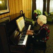 Clarks Summit Senior Living, PA - Piano