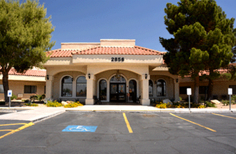 College Park Rehabilitation Center - North Las Vegas, NV - Exterior