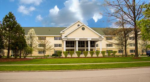 Senior Apartments Midland Mi