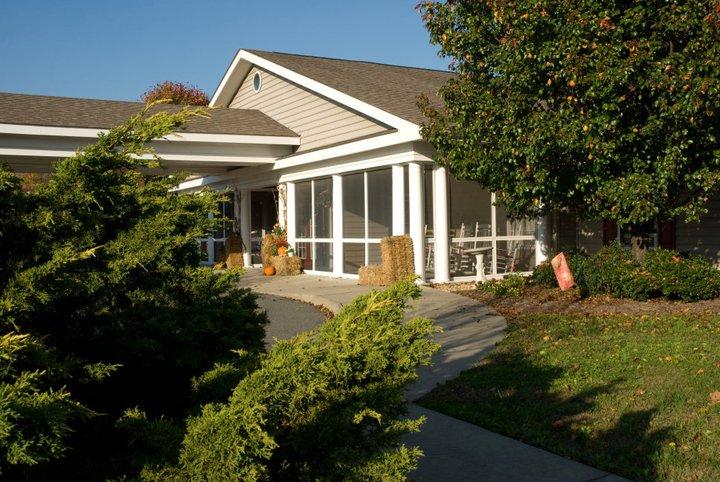 Commonwealth Assisted Living at Kilmarnock, VA - Exterior