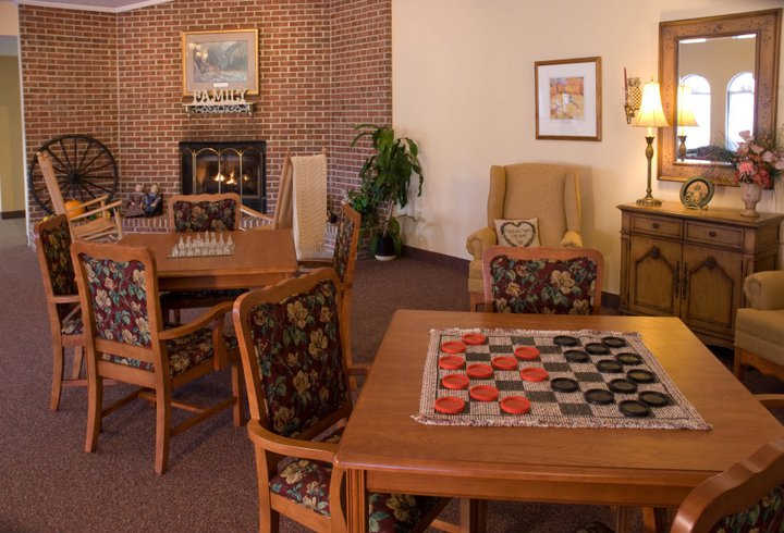 Commonwealth Assisted Living Hillsville, VA - Common Area