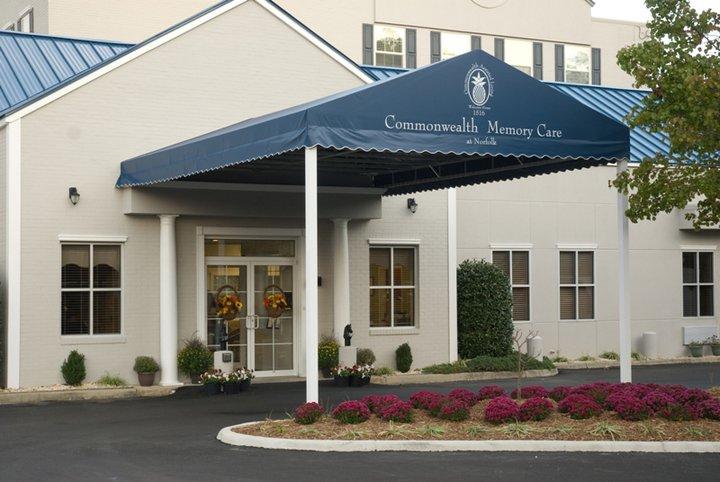 Commonwealth Memory Care at Norfolk, VA - Exterior