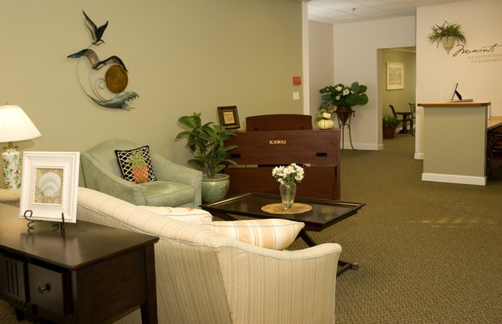 Commonwealth Memory Care at Norfolk, VA - Lounge