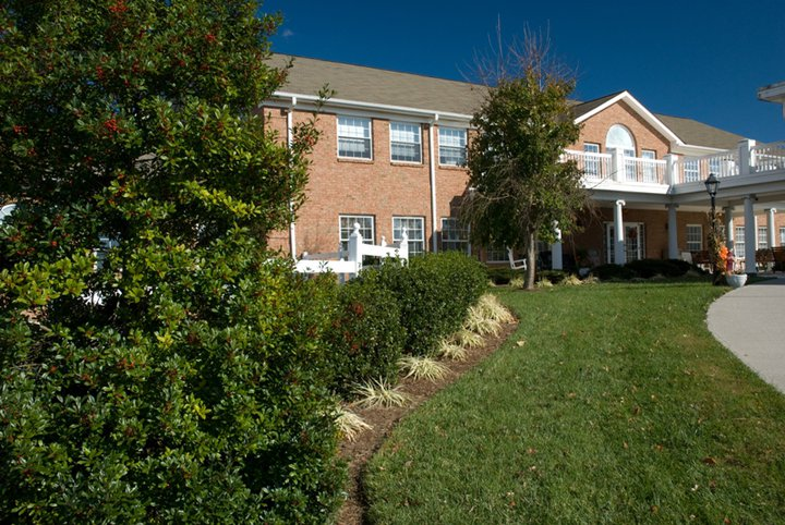 Commonwealth Assisted Living at Christiansburg, VA - Exterior