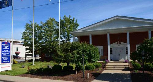 Community Nursing & Rehabilitation - Indianapolis, IN - Exterior
