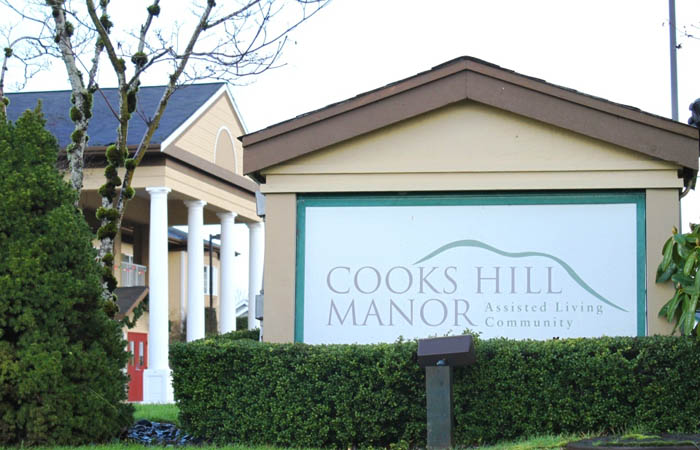 Cooks Hill Manor Assisted Living - Centralia, WA