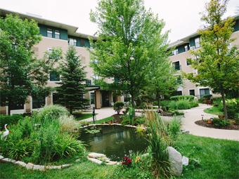 Cordia Senior Residence - Westmont, IL - Exterior