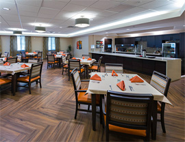 Cottonwood Place - Holladay, UT - Dining Room
