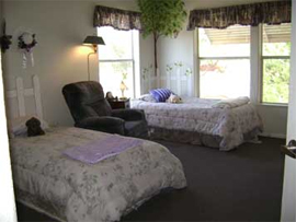 Country Care Assisted Living - Cottonwood, AZ - Bedroom