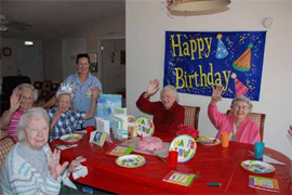 Country Care Assisted Living - Cottonwood, AZ - Birthday Celebration