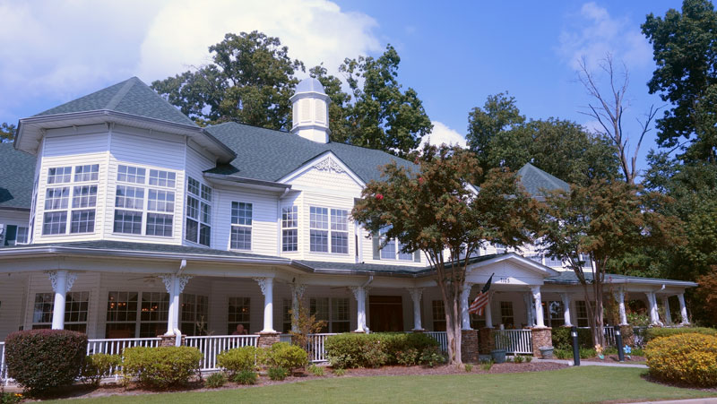 Country Gardens Senior Living - Union City, GA - Exterior